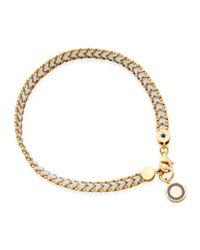 Astley Clarke | White Thundercloud Cosmos Stones Bracelet | Lyst