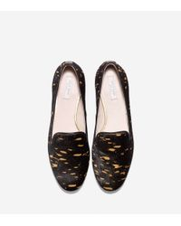 Cole Haan - Black Deacon Loafer - Lyst