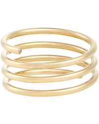 Sophie Bille Brahe | Metallic Women's Pirouette Ressort Ring | Lyst