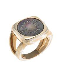 Hermès | Metallic HermãˆS Ring | Lyst