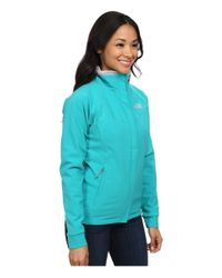 The North Face | Green Ruby Raschel Jacket | Lyst
