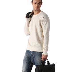 DIESEL - White S-mil for Men - Lyst