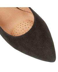 Lotus - Black Reco Court Shoes - Lyst