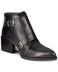 Circus by Sam Edelman Black Reese Booties
