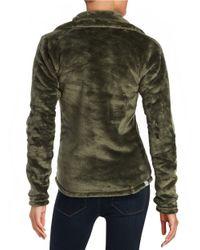 Bench Green Fleece Zip Up