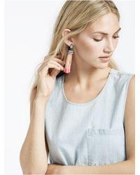 BaubleBar - Pink Talula Tassel Drops - Lyst