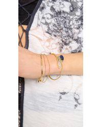Gorjana Metallic Taner Loop Mixed Bracelet