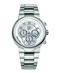 Philip Stein | Metallic Large Active Stainless Steel Bracelet Watch | Lyst