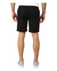 Huf - Black Fulton Chino Shorts for Men - Lyst