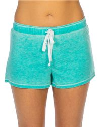 Roudelain - Green Sleep Shorts - Lyst
