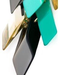 Silvia Rossi | Green 'wisteria' Earrings | Lyst