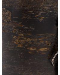 M.c.l  Matthew Campbell Laurenza - Black Beetle Appliqué Cuff - Lyst