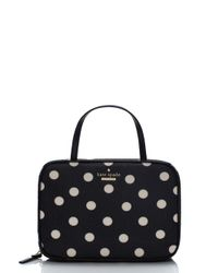 kate spade new york | Black Cedar Street Dot Manuela | Lyst