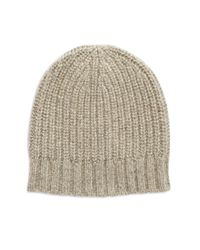 Ugg   Natural Slouchy Knit Hat for Men   Lyst
