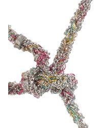 Carolina Bucci | Metallic Superstellar Lucky Bracelet | Lyst