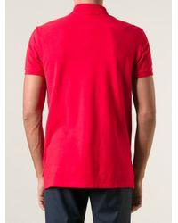 Polo Ralph Lauren Big Logo Embroidered Polo Shirt for men