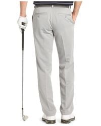 Izod | Metallic Golf Herringbone Straight-fit Pants for Men | Lyst