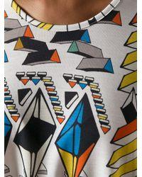 Henrik Vibskov - Multicolor Mcphee Loose Fit Dress - Lyst