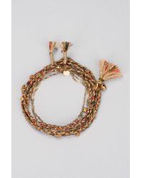 Room Service - Brown Bracelet - Lyst