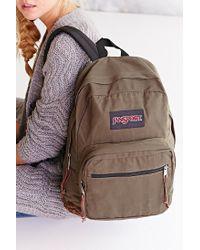 Jansport - Green Right Pack Edge Backpack - Lyst