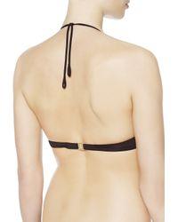 La Perla | Black Push-up Bikini Top | Lyst