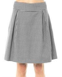 'S Max Mara - Black Lory Skirt - Lyst