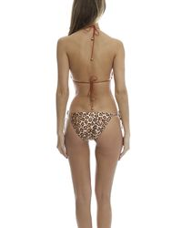 Zimmermann - Brown Alchemy Crochet Bikini - Lyst