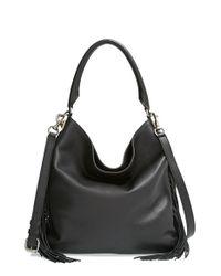 Rebecca Minkoff Black 'clark' Hobo Bag
