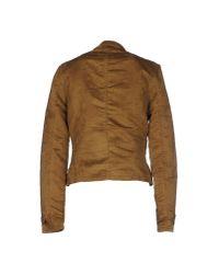 Vero Moda - Green Jacket - Lyst