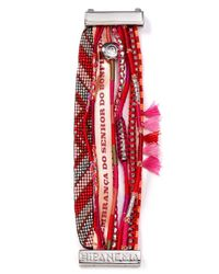 Hipanema - Red Bloody Mary Bracelet - Lyst