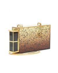 Tom Ford Metallic Lipstick Box Clutch