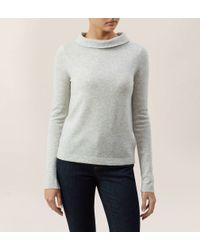 Hobbs Gray Audrey Sweater