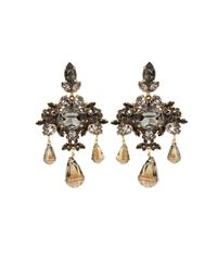Erickson Beamon | Metallic Young Innocent Chandelier Earrings | Lyst