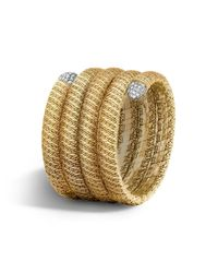 John Hardy - Metallic Classic Chain Multiple Coil Bracelet - Lyst