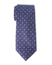 Vince Camuto | Purple Circo Neat Silk Tie for Men | Lyst