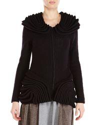 Yohji Yamamoto - Black Wool Jacket - Lyst