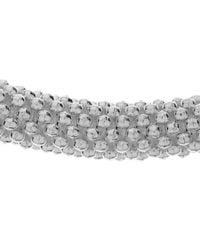 John Lewis   Black Split Effect Bead Necklace   Lyst