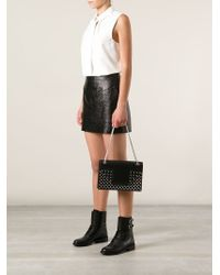 Saint Laurent Black 'Classic Betty' Bag