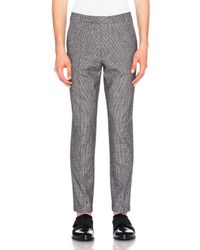 Carven | Black Suiting Trousers | Lyst