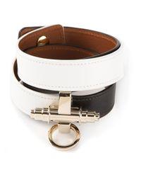 Givenchy | Black Obsedia Bracelet | Lyst