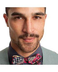 Mr Turk | Multicolor Nomads Baja Jacquard Bow-tie for Men | Lyst