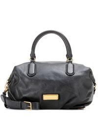Marc By Marc Jacobs Black Legend Medium Leather Tote
