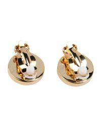 Marc By Marc Jacobs   Metallic Earrings   Lyst