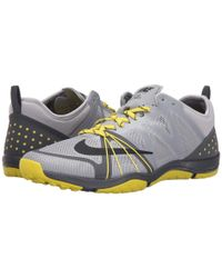 Nike Yellow Free Cross Compete