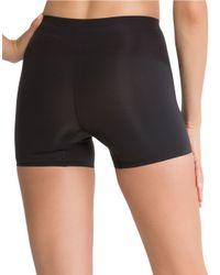 Spanx   Black Shape My Day Girl Shorts   Lyst