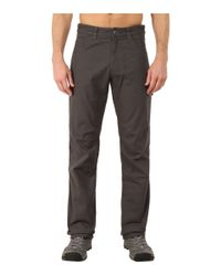 Patagonia | Gray Utility Duck Pant - Long for Men | Lyst