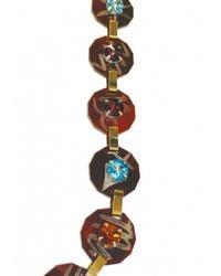 Matthew Williamson   Metallic Zodiac Charm Necklace   Lyst