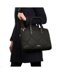 Knomo | Paddington Talbot Slim Laptop Briefcase Black for Men | Lyst