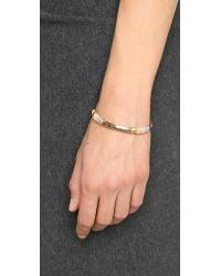 Gas Bijoux | Metallic Massai Classique Bracelet - Ocre Multi | Lyst