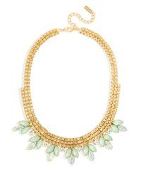 BaubleBar | Green Titania Collar | Lyst